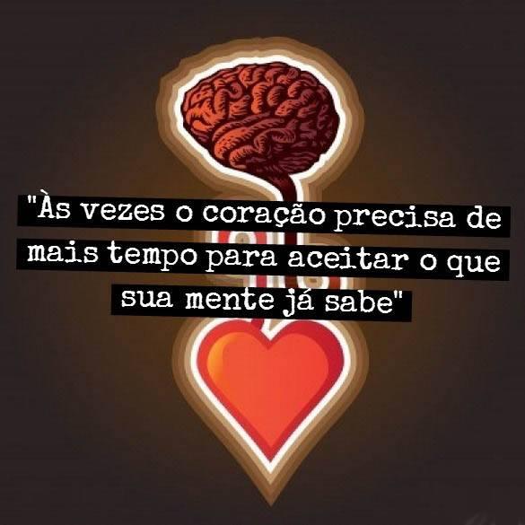mente x coração